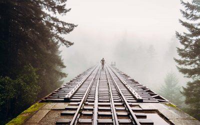Reiseführer auf einer Führungsreise (oder 'Meine Reise mit Alex – 1. Teil')